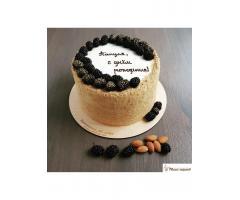 Натуральные торты и десерты