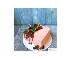 Торты на заказ. Торт на День рождения, свадебный