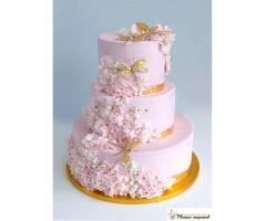 Торты заказ свадьбы, юбилеи