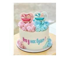 Красивые и вкусные торты
