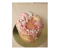 Торты невороятно вкусные и красивые