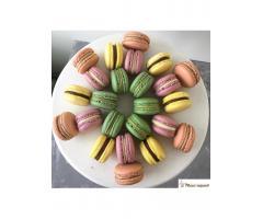 Торты, свадебные торты, макаронс, капкейки, зефир