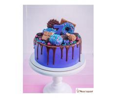 Домашние тортики, капкейки