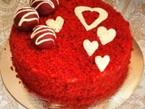 Торт, свадебный каравай