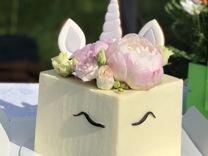 Торт на заказ Свадебный торт