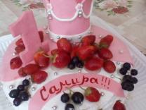 Юбилейные, детские и свадебные торты