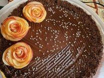 Домашние тортики.Пьяная вишня, Черемуховый, Наполе
