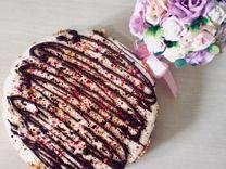 Домашняя выпечка торты