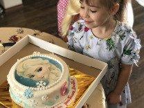 Торты на заказ,Тортини фотопечать, 3D торты