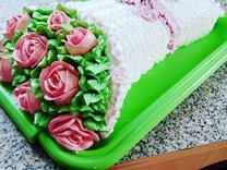 Пеку торты и новогодние пряничные домики