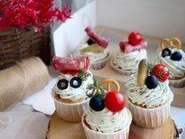 Торты (бисквитные и муссовые),пирожные,капкейки на