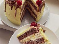 Пеку торты