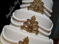 Свадебные торты на заказ)