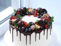 Торты на заказ,домашняя выпечка,Свадебный торт