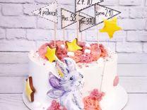 Свадебные торты, Детские торты, кендибары
