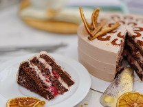 Муссовые/Бисквитные торты на заказ, фитнес-десерты