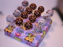 Кейк- попс, пирожное