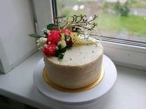 Изготовление тортов, пирожных на заказ