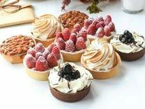 Торты, пирожные, маффины, тарталетки, мороженое