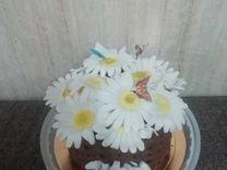 Торты на заказ, кексы, пирожные