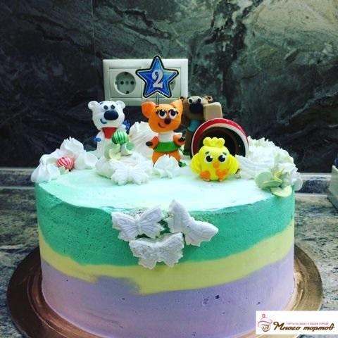 Вкусный торт на заказ