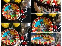 Большие Торты для большого праздника на заказ