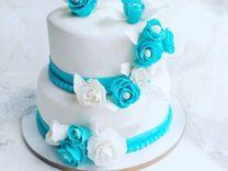 Свадебный торт, торт на праздник на заказ