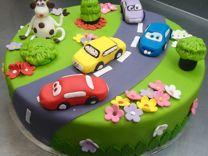 Торты и пирожное на заказ