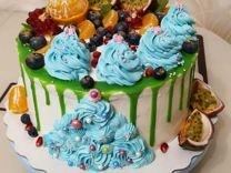 Тортик, очень вкусный