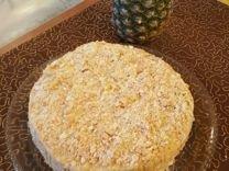 Домашний вкусный торт Наполеон, Медовик