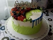 Торты и пирожные на заказ