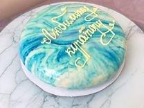 Свадебный торт, Торт