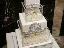 Свадебные эффектные торты на заказ