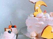 Торт, Капкейки, клубника в шоколаде, пироженные пи