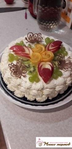 Торт и заливные на заказ