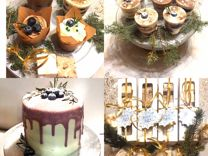 Торты, капкейки, кейкпопсы, эскимо пироженное на п