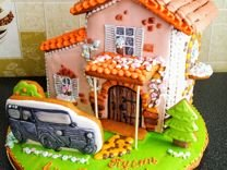 Торты, куличи и имбирные пряники на любой праздник