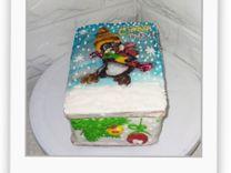 Необычные тортики на заказ