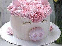 Красивые и вкусные торты и капкейки на заказ