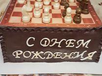 Торты, капкейки и пирожные на заказ