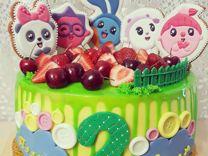 Пеку торты, капкейки и разные сладости на заказ