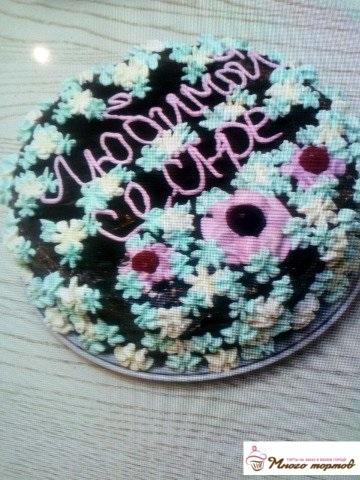 Пеку тортики на заказ