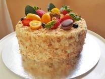 Торт - Наполеон, Медовик на заказ