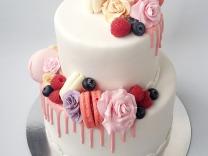 Красивые торты и капкейки на заказ