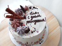 Домашние торты и капкейки