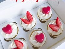 Капкейки, торты, кейк-попсы