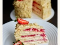 Домашняя выпечка и торты на заказ