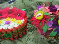 Необычные сладкие подарки