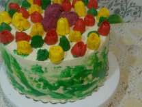 Тортики на заказ) Пеку тортики, конфетки ручной ра