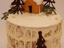 Торты, капкейки, десерты, кейк попсы